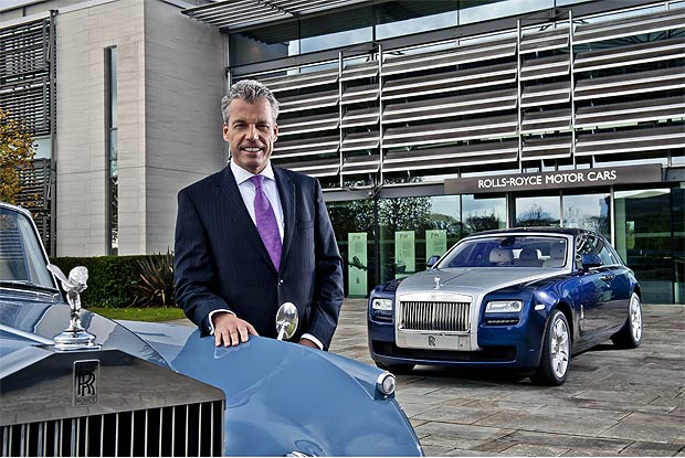 Rolls-Royce Motor Cars - Our highlights from a spectacular 2014