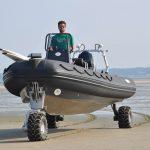 Innovation: Unique Amphibious RIB Comes to the Market in Mallorca 6