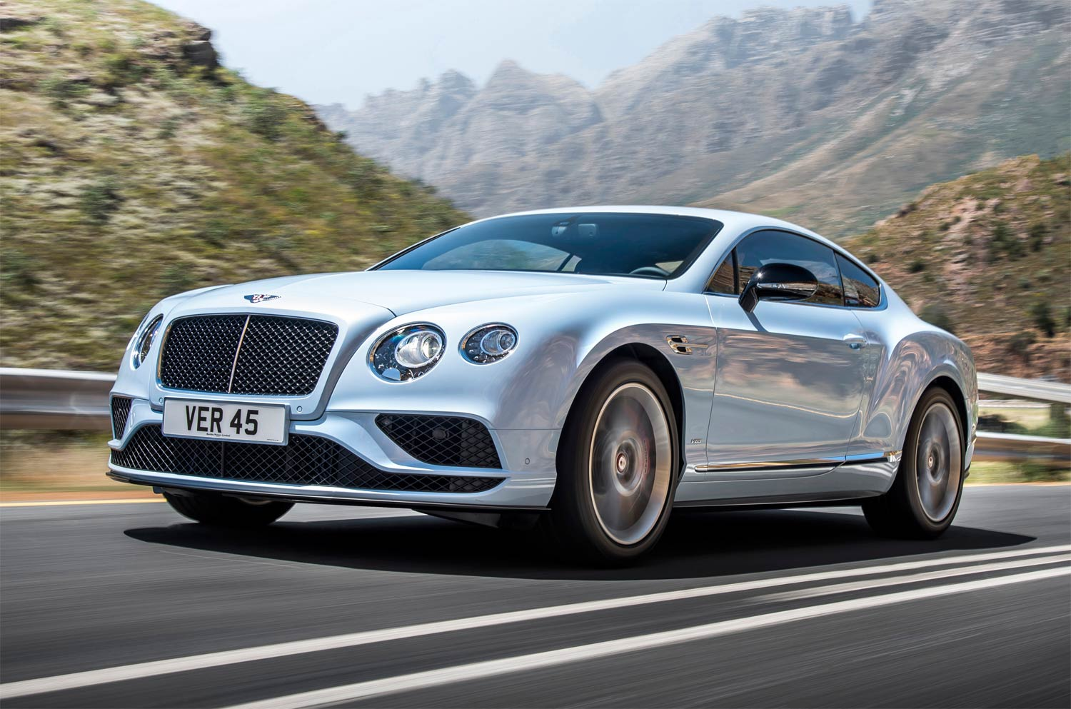 Bentley Motors Introduce A Suite Of Design Upgrades And