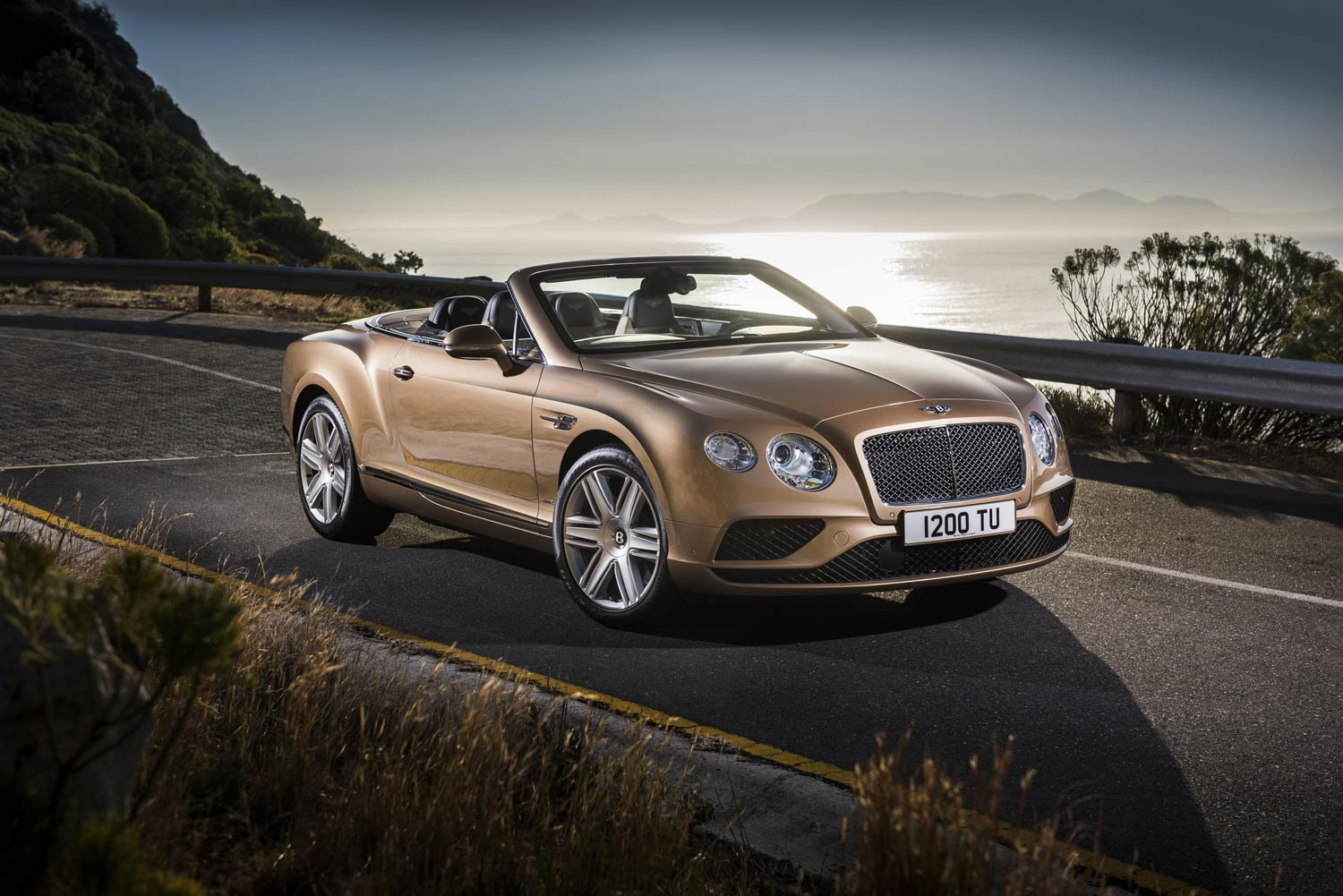 Bentley introduce a suite of design upgrades and features for Continental GT family