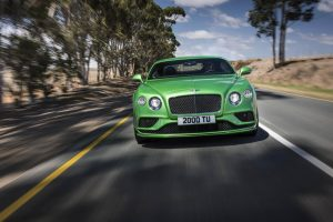 Under the revised skin of the Continental GT W12 lie three changes to the mighty 6.0-litre twin turbo W12 powertrain.