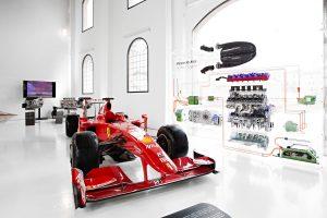 Modena's Enzo Ferrari Museum