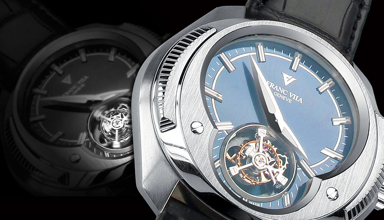 The Franc Vila FVn Nº 3 Inaccessible Tourbillon with Minute Repetition