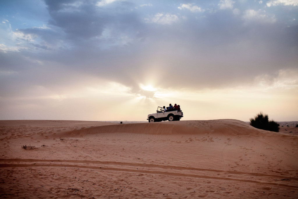 We Experience the Luxury, Glitz, Glamour and Magic of Dubai 3