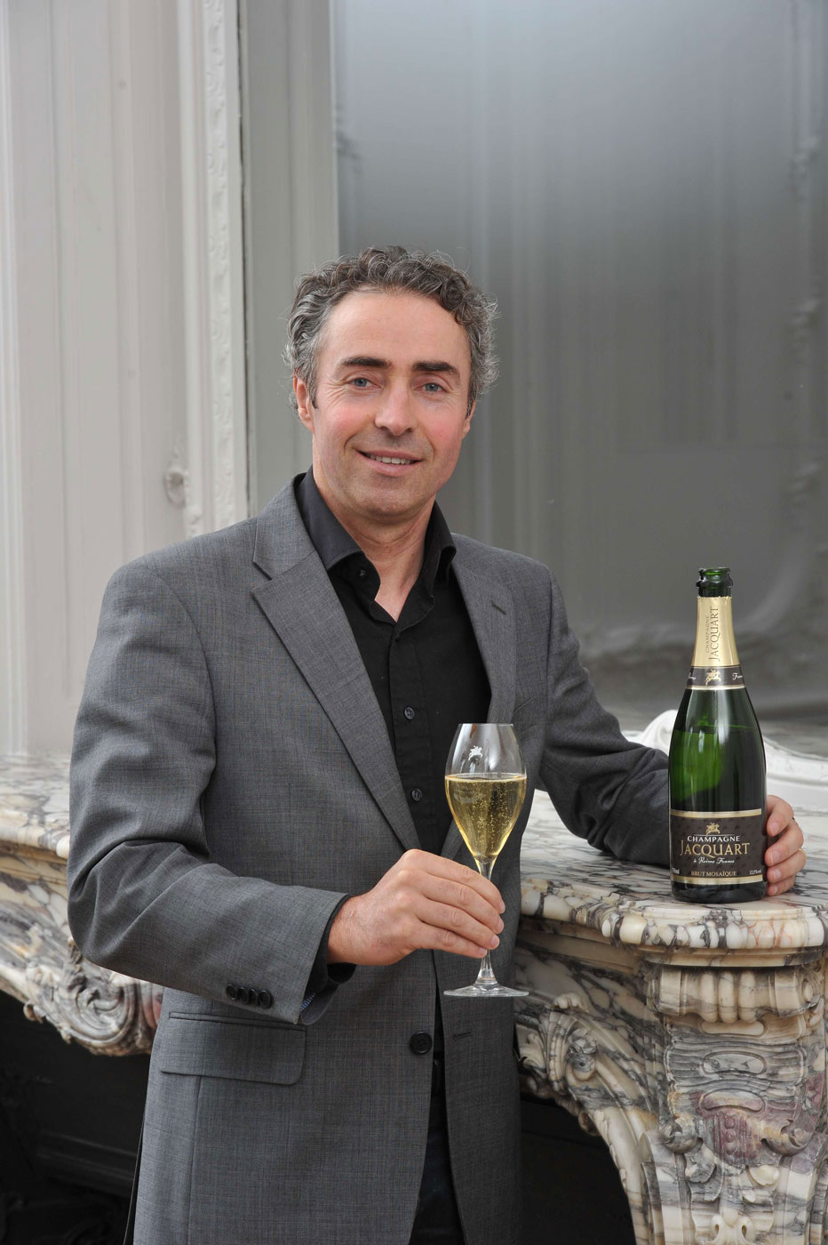 Laurent Reinteau, Managing Director Of Champagne Jacquart