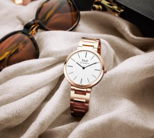 The Piaget Altiplano Gold Bracelet collection