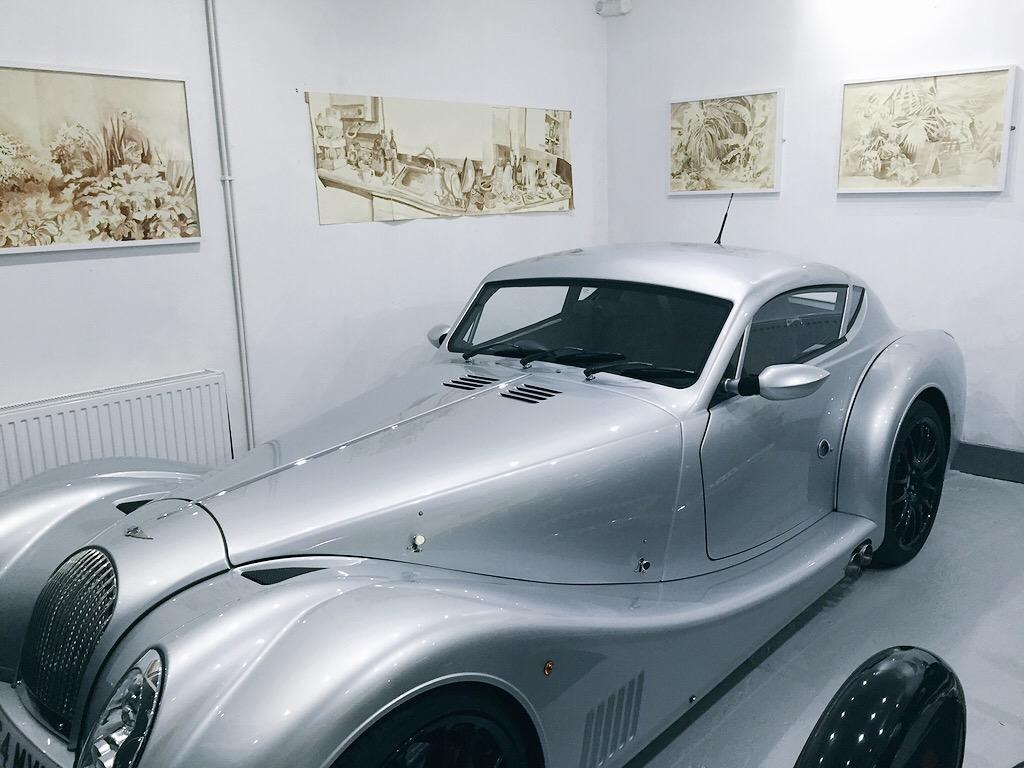Fine Art Painter Rachel Mercer Opens A Series Of Art Exhibitions