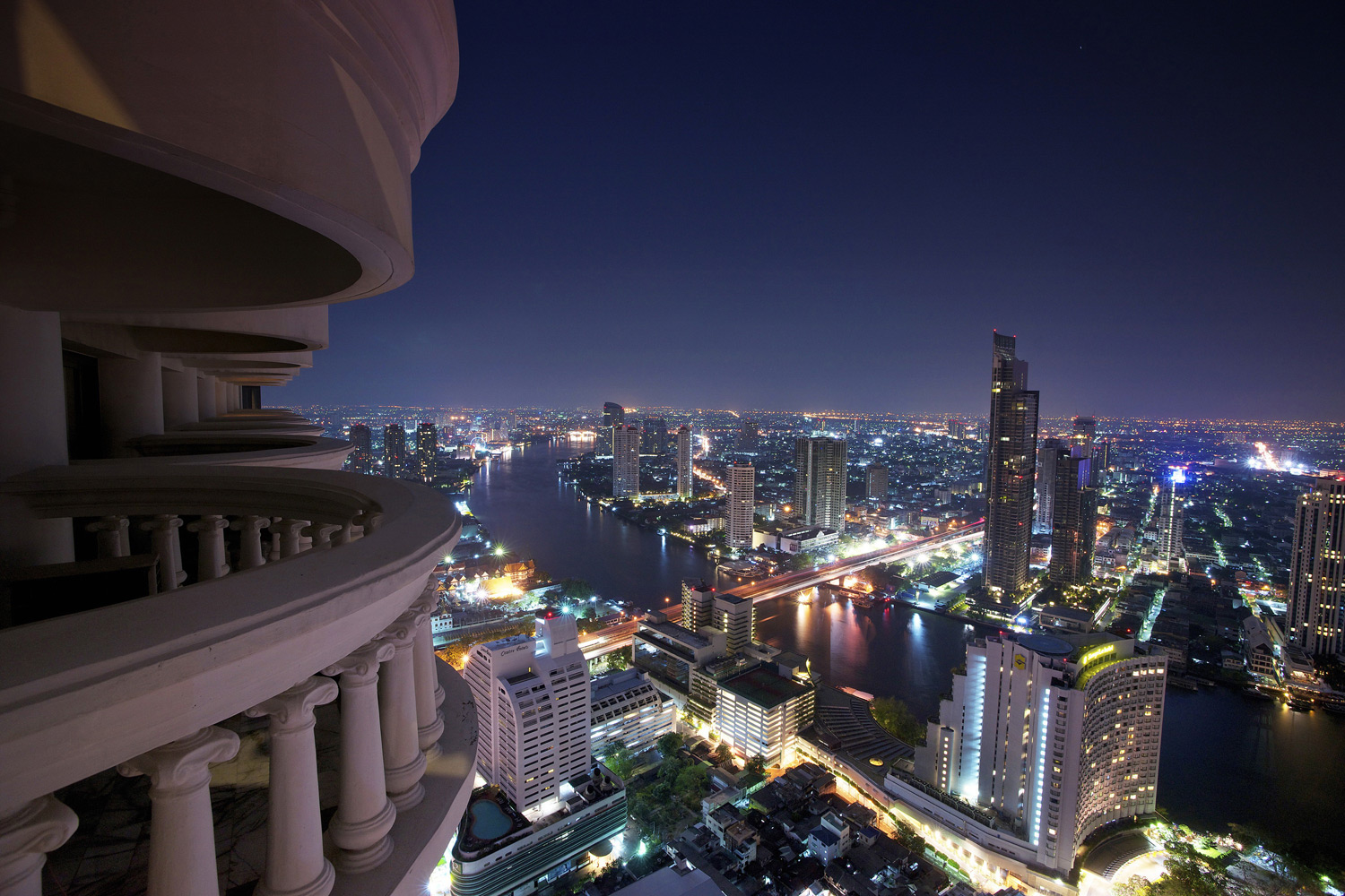 Celebrate Chinese New Year at the spectacular Tower Club at lebua