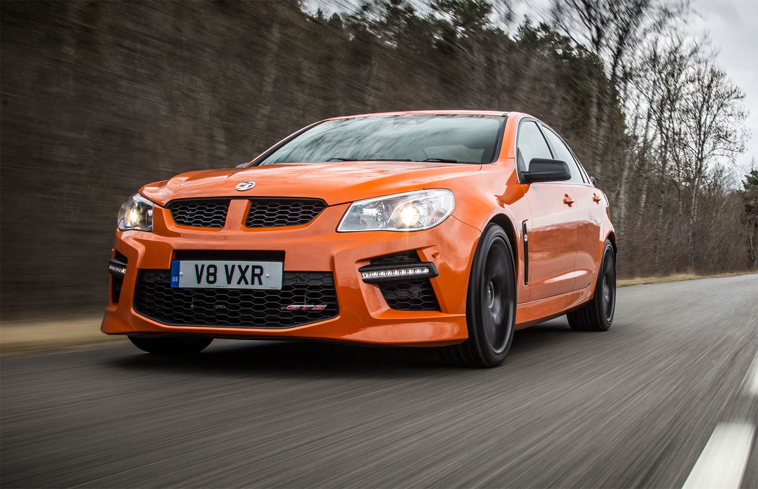 Luxurious Magazine Road Tests The Vauxhall VXR8 GTS
