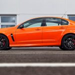 Luxurious Magazine Road Tests The Vauxhall VXR8 GTS 6