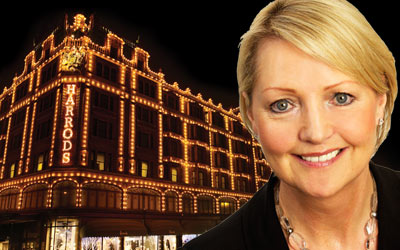 Luxurious Magazine Meets Shirley Humphrey, Director Of Harrods Estates