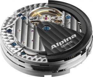 The New Manufacture Calibre AL-760