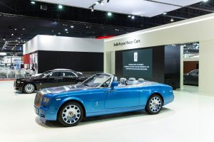 Rolls-Royce showcases Bespoke expertise at the 2015 Bangkok Motor Show
