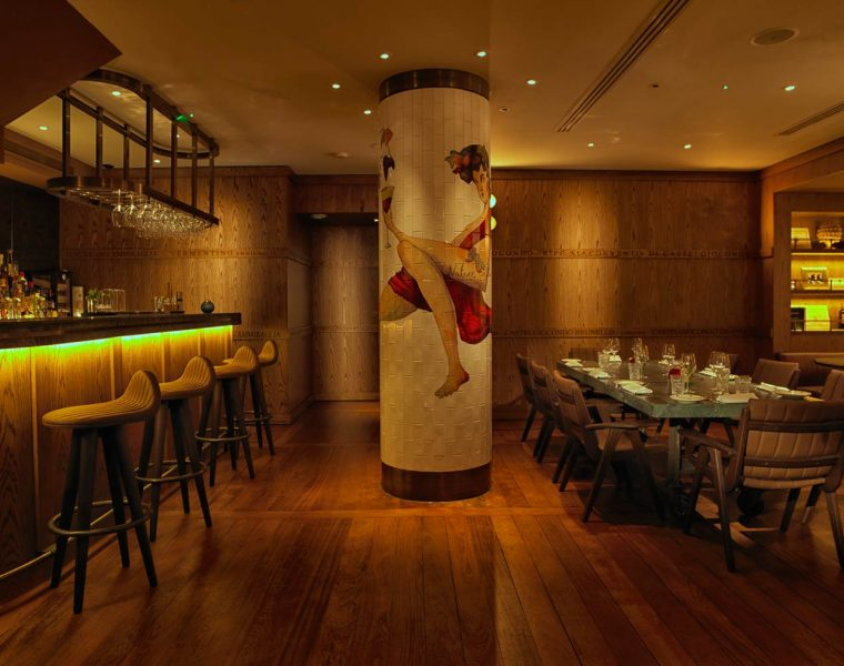 Ristorante Frescobaldi: A Taste of Tuscany Arrives in Mayfair