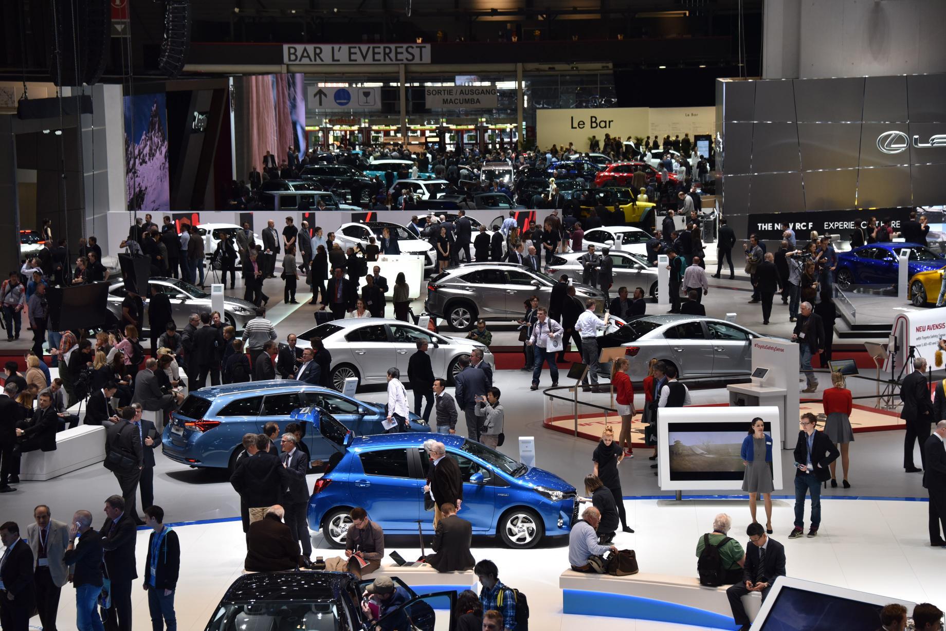 The Geneva Motor Show: A Preview