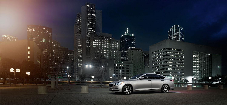 Luxurious Magazine Road Tests The All-New Hyundai Genesis 16
