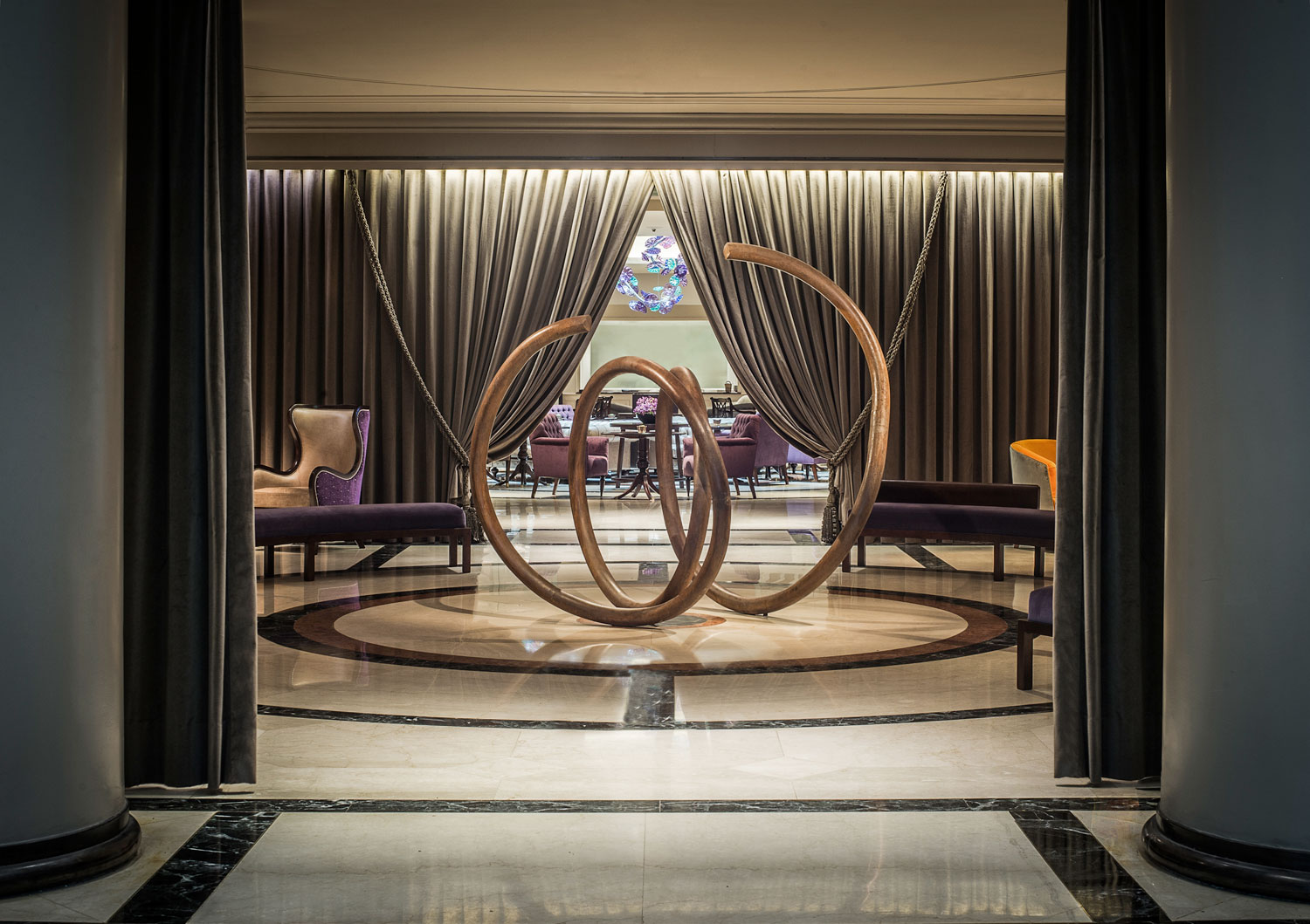 the brick hotel buenos aires recently completed its first set of renovations and the hotel is imbued with a modern atmosphere a striking personality