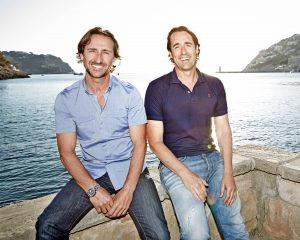 The founders of easyboats