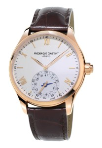 The Swiss Horological Smartwatch by Frederique Constant