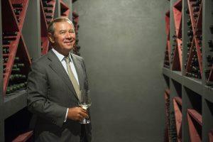 President of Santa Margherita Wine Group, Gaetano Marzotto