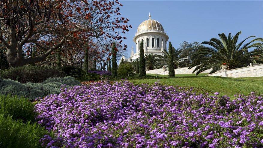 Sabi Phagura explores Israel and its famous landmarks