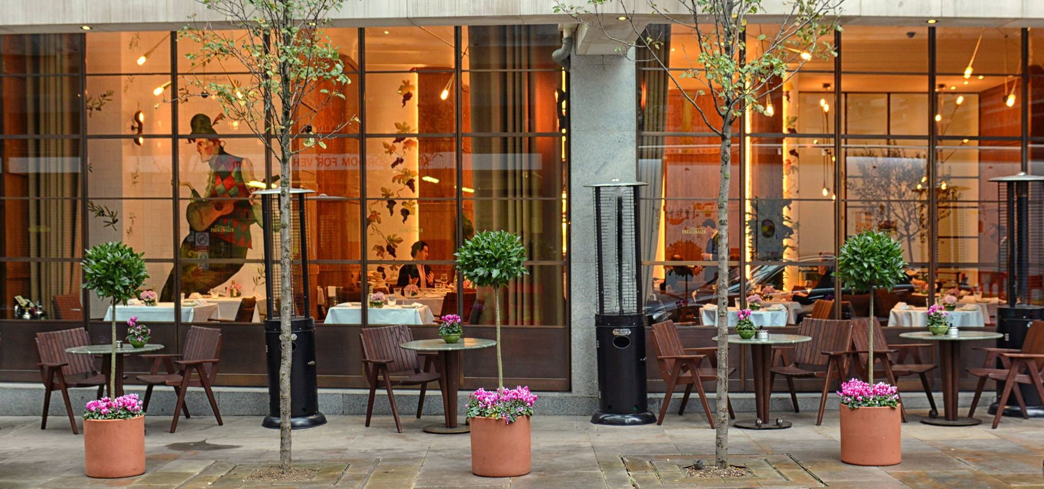Ristorante Frescobaldi: A Taste of Tuscany Arrives in Mayfair 8