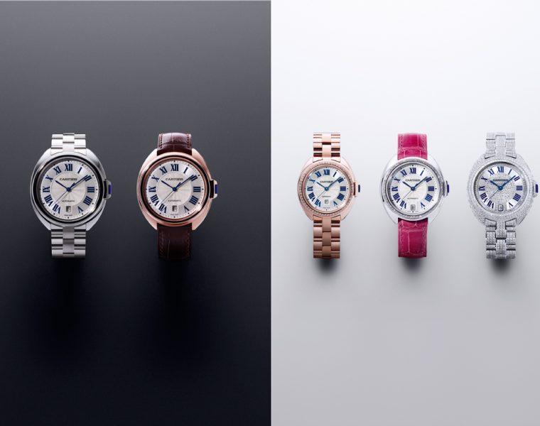 Ong Chin Huat explores the Cartier Clé de Cartier watch line