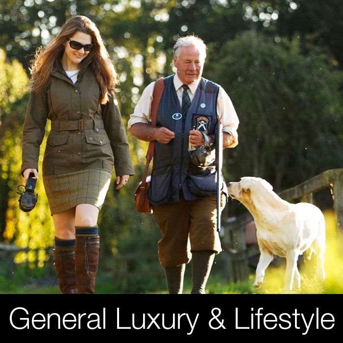 Luxurious Magazine general luxury and lifestyle news