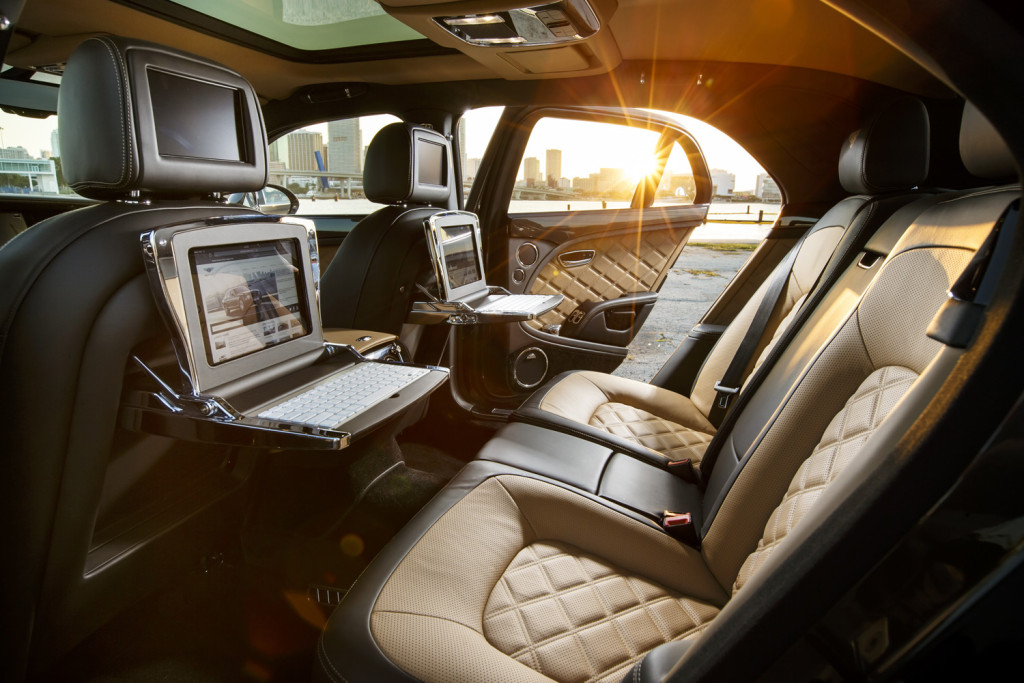 This is a car that will make you feel like a million dollars