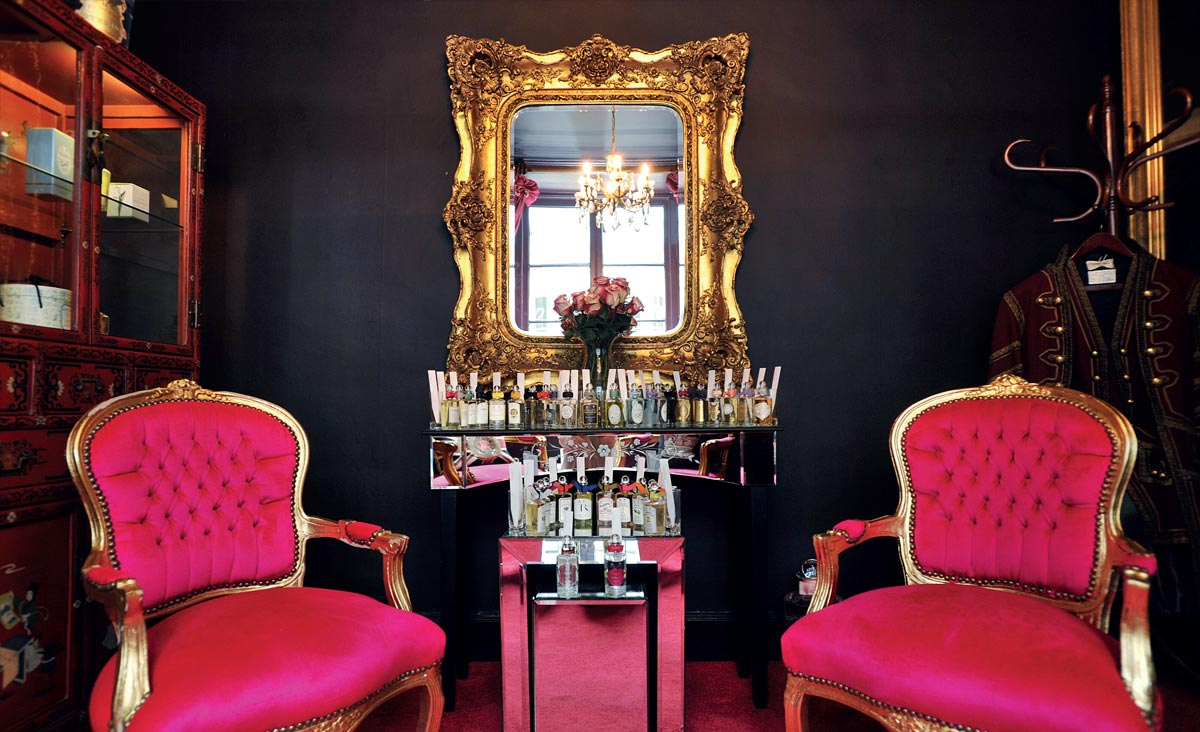 In Search Of The Perfect Perfume