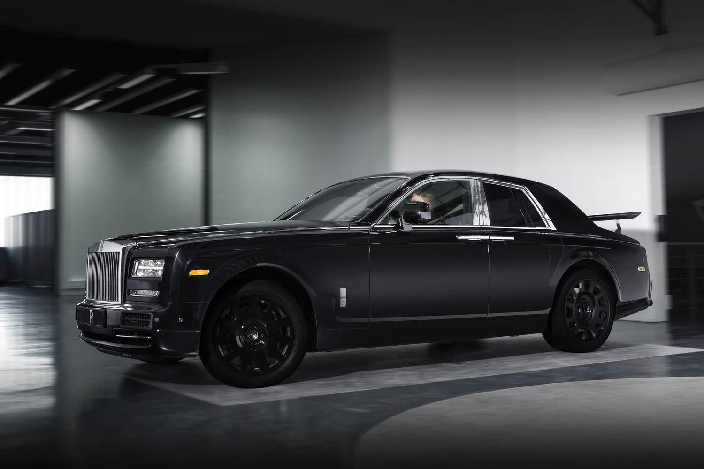 Rolls-Royce Motor Cars Project Cullinan