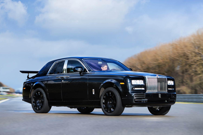 """Rolls-Royce Project Cullinan - """"When it does not exist, design it"""""""
