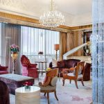 Refinement and Influence resides at the St. Regis Hotel Singapore 3