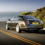 Road Testing the Bentley Mulsanne Speed in Munich 3