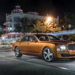 Road Testing the Bentley Mulsanne Speed in Munich 4