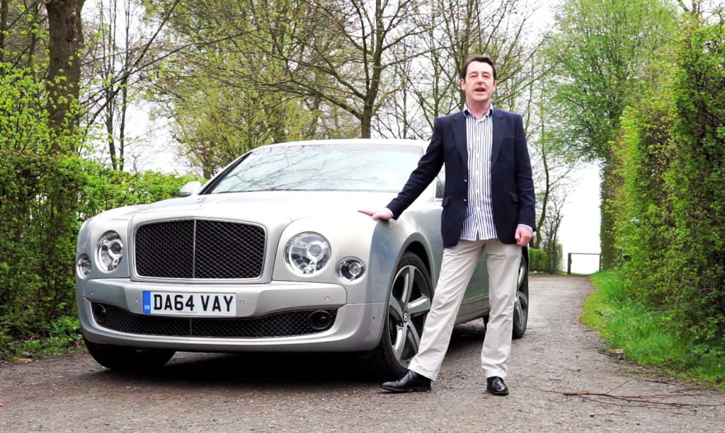 The don't come much 'swisher' than the Bentley Mulsanne Speed