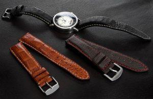 The uBirds Unique smart watch strap