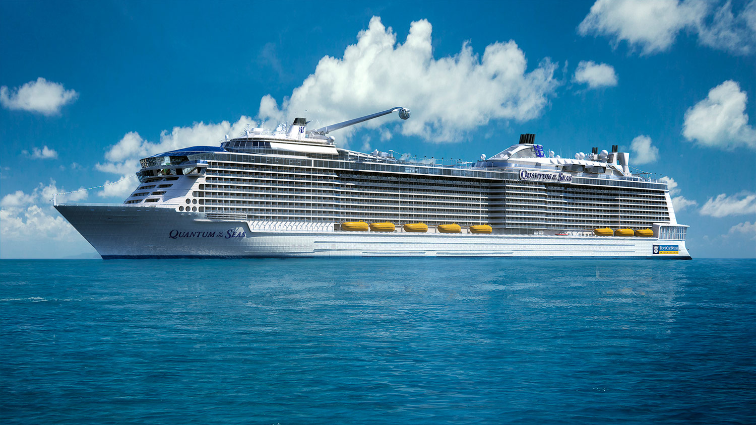 We Join The Royal Caribbean Anthem Of Seas For Its