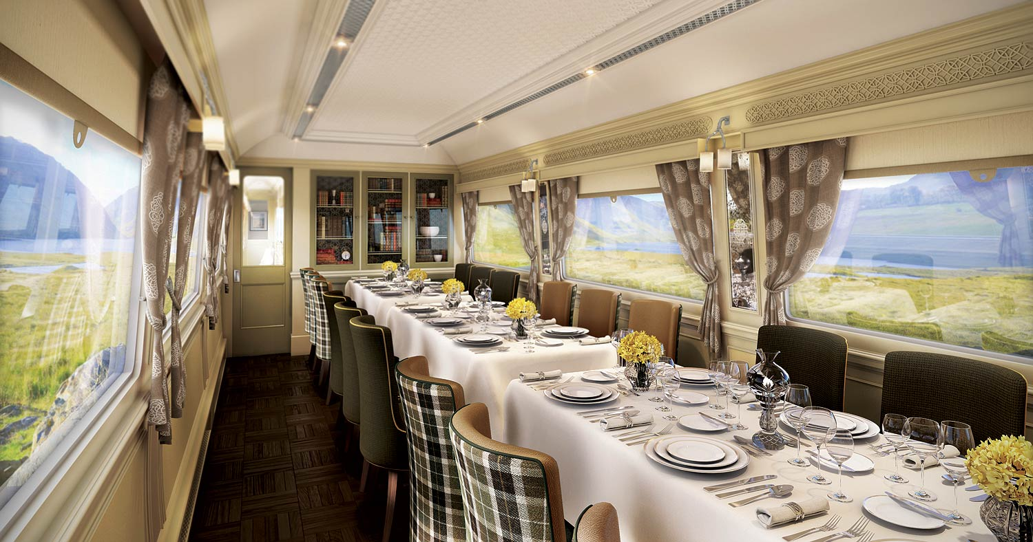 Jon McKnight looks into Belmond's latest luxurious travel offering – The Grand Hibernian