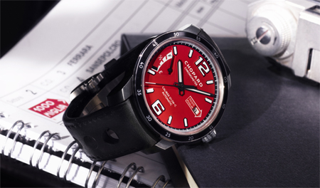 """Chopard and their passion for the Mille Miglia """"the world's most beautiful race"""""""