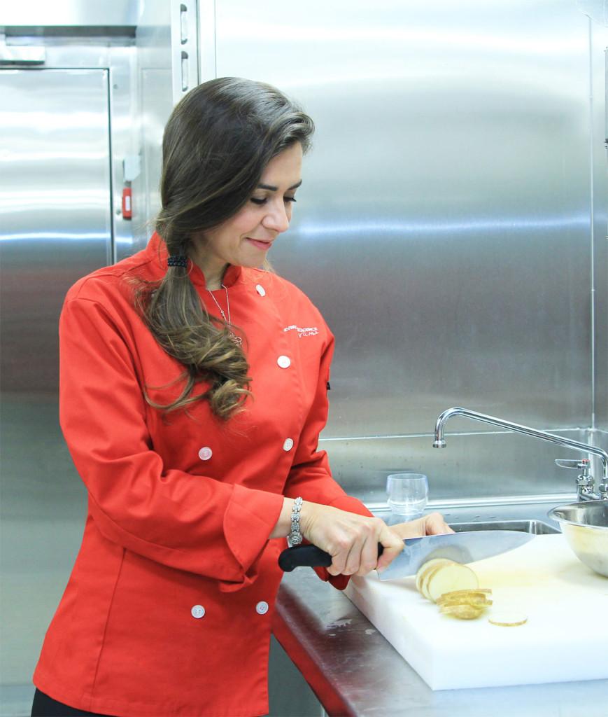 Celebrity Chef Devin Alexander