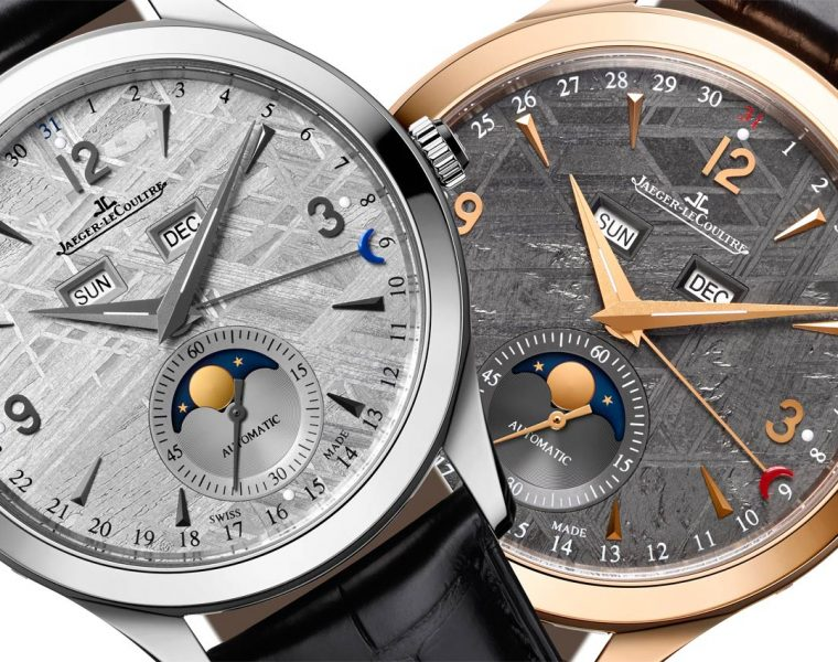 Jaeger-LeCoultre finds inspiration in the skies for its latest collection of luxury watches