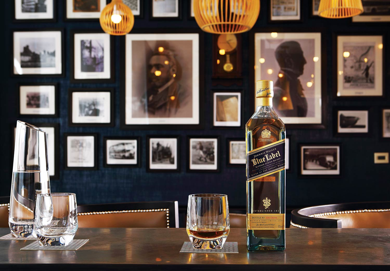 The Saxon Hotel, Villas and Spa launches Eighteen05, Africa's first Johnnie Walker whisky bar