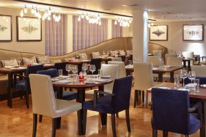 Dining at the K West Hotel & Spa