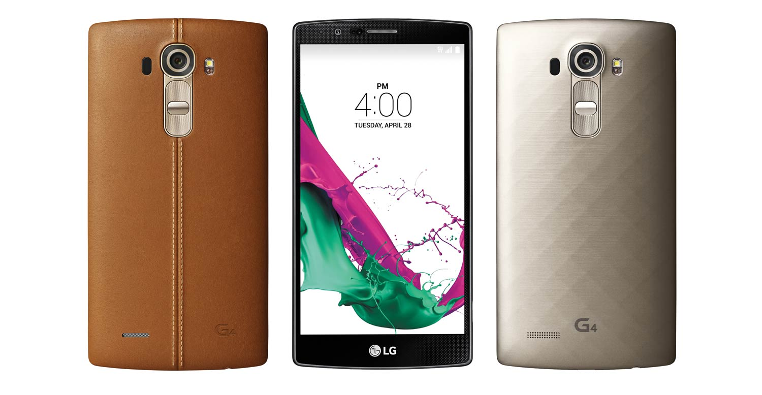 The LG G4 smartphone - Why I absolutely love it!