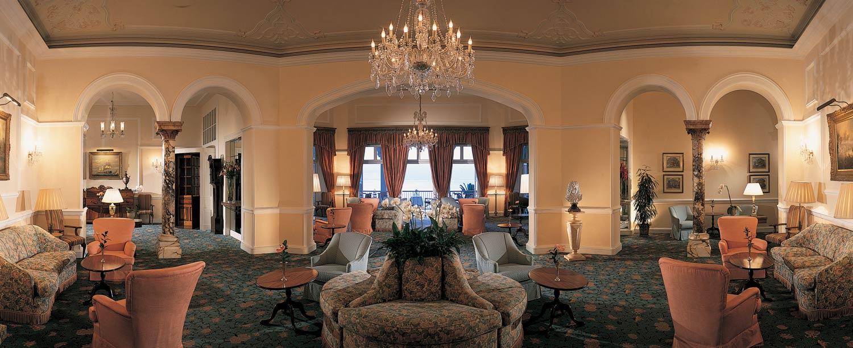 The Belmond Reid's Palace Hotel
