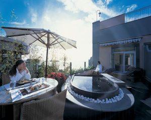 The Belmond Reid's Palace Hotel in Funchal