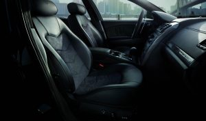 Inside the Quattroporte GTS