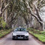 Luxurious Magazine Road Tests The Maserati Quattroporte GTS 2