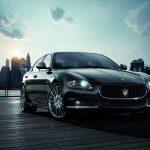Luxurious Magazine Road Tests The Maserati Quattroporte GTS 7